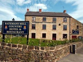 Batemans Mill Hotel Chesterfield