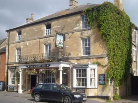 The Romany Inn, Bampton, Oxfordshire