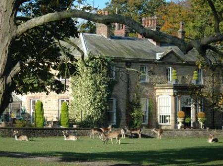 Best Western Whitworth Hall Country Park Hotel Spennymoor