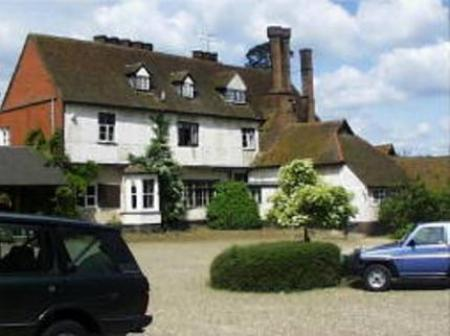 Redcoats Farmhouse Hotel Stevenage