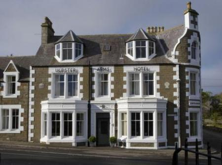 The Ulbster Arms Hotel, Halkirk