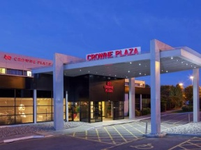 Crowne Plaza Manchester Airport Manchester