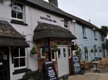 The Smugglers Inn, Weymouth