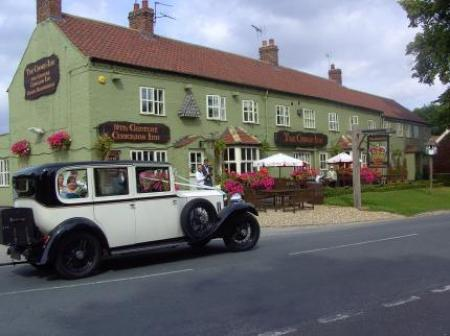 The Crown Inn, Boroughbridge