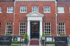 Sir Christopher Wren's House Hotel
