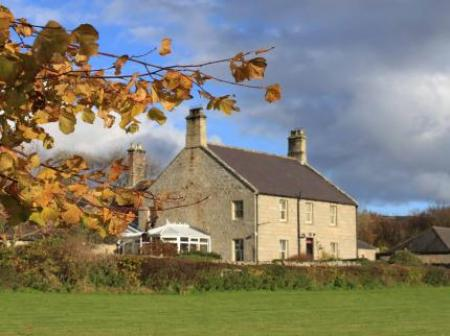 Thropton Demesne Farmhouse Rothbury