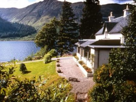 Corriegour Lodge Hotel Invergarry