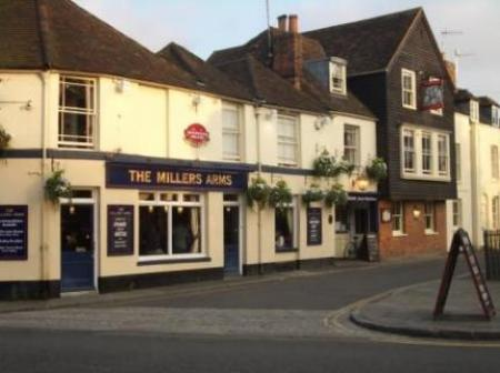 Millers Arms Canterbury