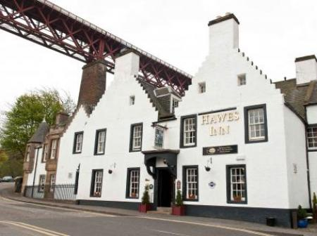 The Hawes Inn, South Queensferry