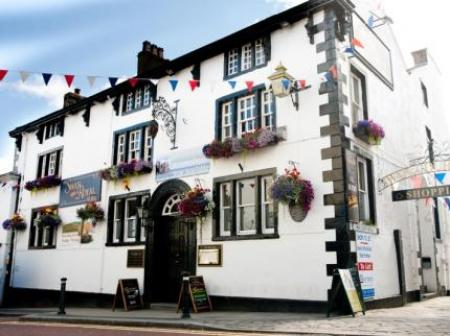 The Swan & Royal, Clitheroe, Lancashire