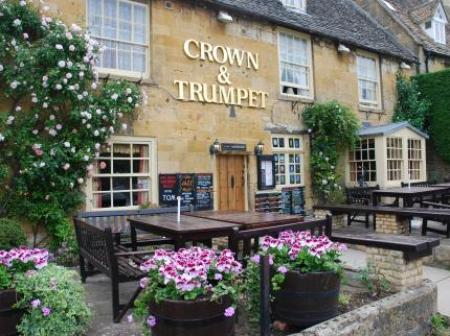 The Crown And Trumpet Inn Broadway