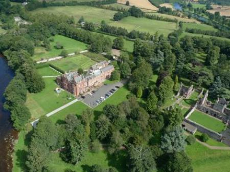 The Dryburgh Abbey Hotel St Boswells