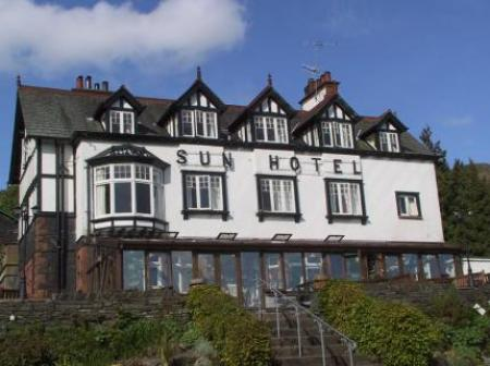 The Sun Hotel Coniston, Coniston, Cumbria