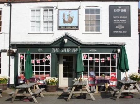 The Ship Inn, Rye