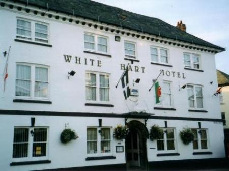 The White Hart Hotel Launceston