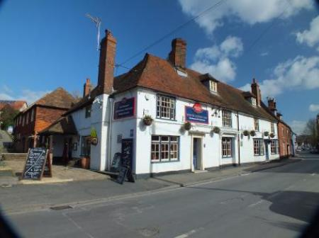 The White Horse Inn, Faversham, Kent