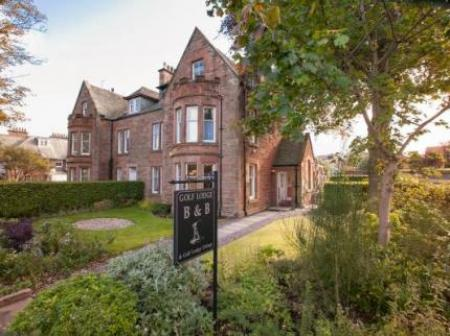 Golf Lodge Bed And Breakfast, North Berwick, Lothian