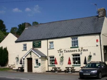 The Tanners Arms, Sennybridge, Powys