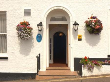 Manor Hotel, Exmouth