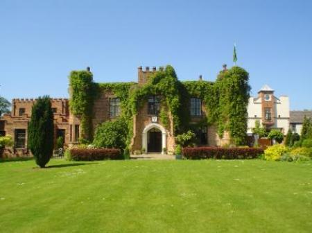 Crabwall Manor Hotel & Spa Chester