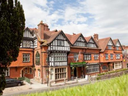 The Crown Manor House Hotel - New Forest, Lyndhurst