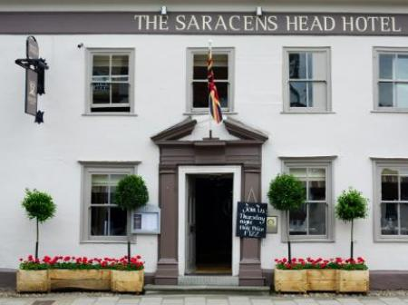 The Saracens Head Hotel Dunmow