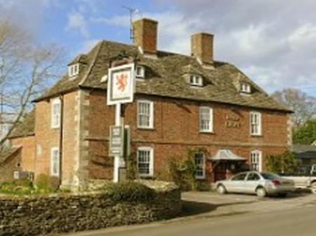 The Red Lion, Castle Eaton, Wiltshire