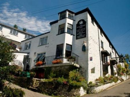 The Old Ferry Inn Bodinnick