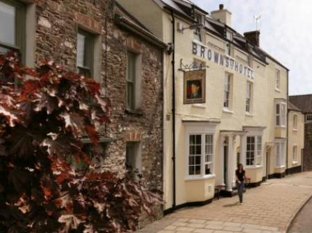 The Browns Laugharne