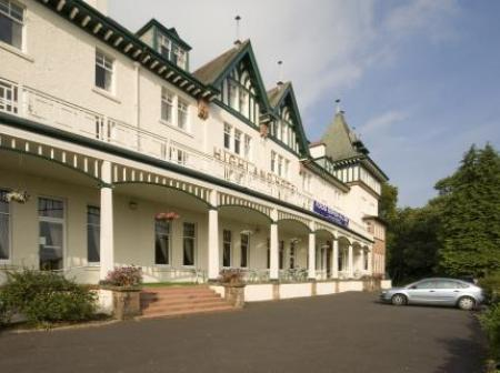 The Highland Hotel, Strathpeffer