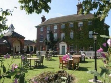 The Mytton & Mermaid Hotel, Shrewsbury