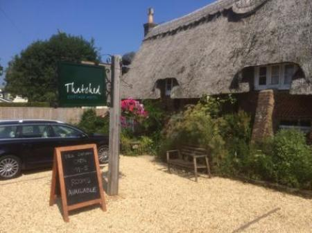 Thatched Cottage Hotel, Brockenhurst