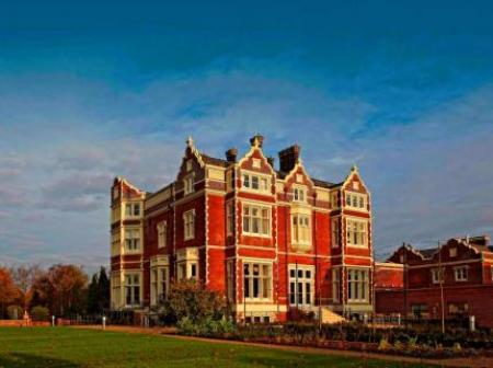 Wivenhoe House Hotel, Colchester