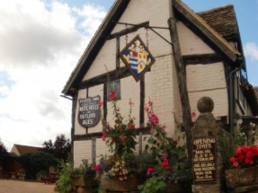 The Fleece Inn, Bretforton, Worcestershire