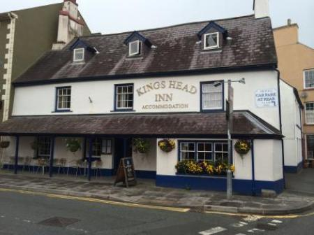 The Kings Head, Llandovery, Dyfed