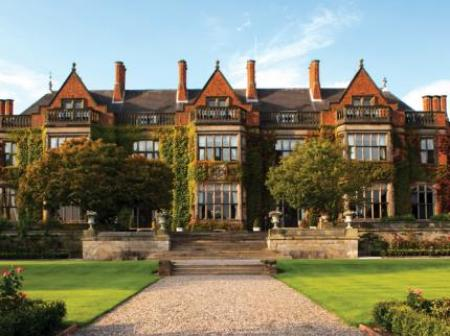 Hoar Cross Hall Spa Hotel Hoar Cross