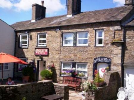 Cocketts Hotel & Restaurant, Hawes, Yorkshire