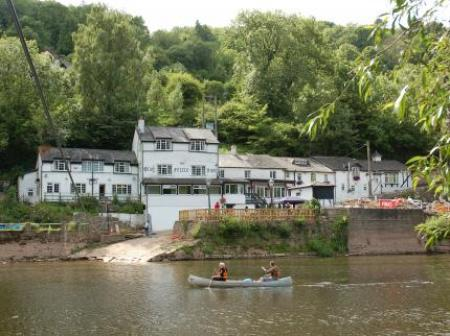 Ye Old Ferrie Inn, Symonds Yat, Herefordshire