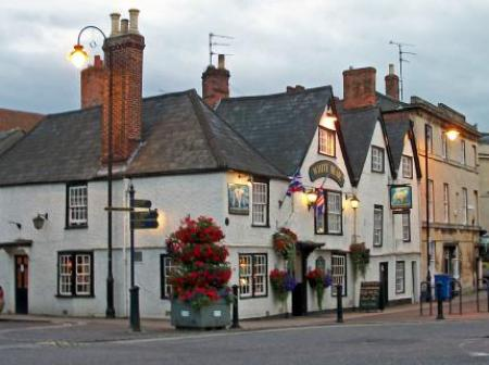 The White Bear, Devizes