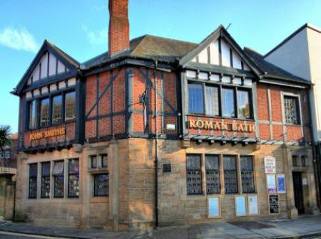 The Roman Bath Public House, York, Yorkshire