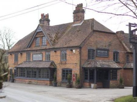 The Bourne Valley Inn, Andover, Hampshire