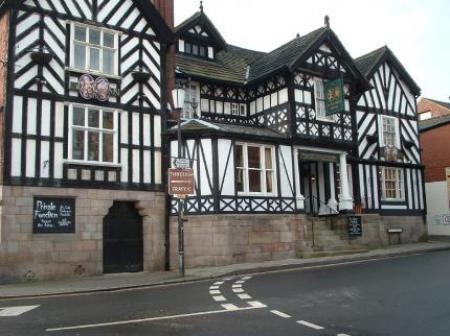 Lion And Swan Hotel, Congleton