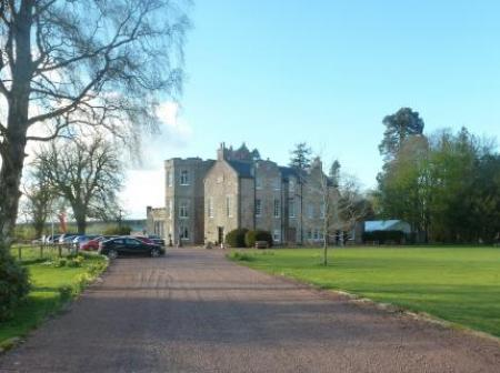 Shieldhill Castle Hotel Inverness