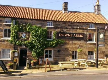 The Downe Arms, Whitby, Yorkshire