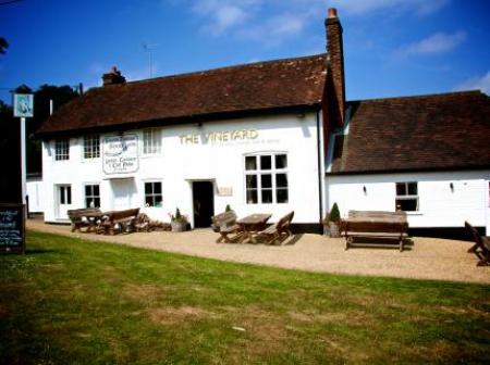 The Vineyard, Lamberhurst, Kent