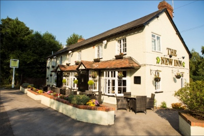 The New Inn, Maidenhead, Berkshire