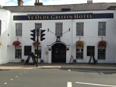 Ye Olde Griffin, March