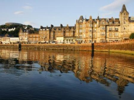 The Caledonian Hotel Oban