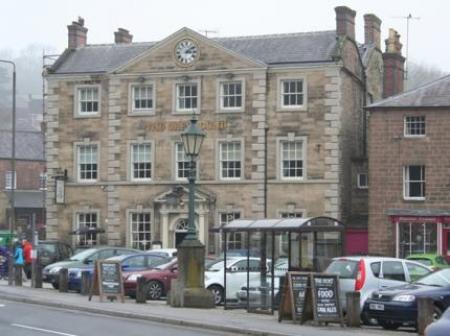 Greyhound Inn, Cromford