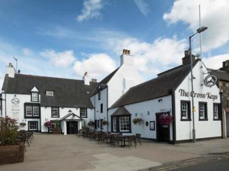 The Cross Keys Hotel Harthill